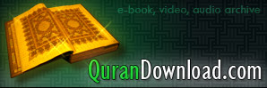 qurandownload.com Quran e-book, video, audio archive